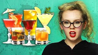 Irish People Try Rum Cocktails