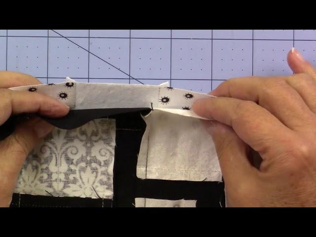 How I Sew Interlocking Seams