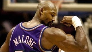 NBA Top 10 Strongest Players Of All Time