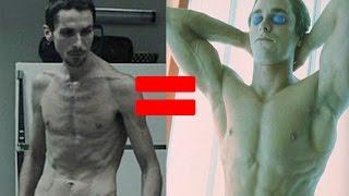 ЖЕСТЬ!!! Трансформация тела для роли!