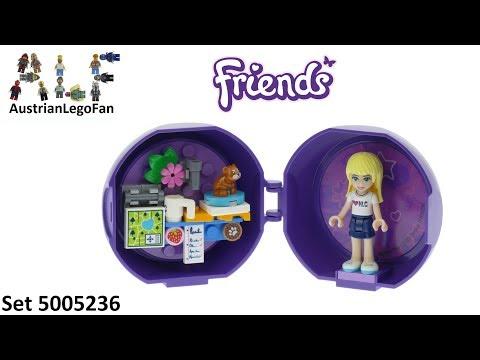 Vidéo LEGO Friends 5005236 : Capsule Clubhouse (Polybag)