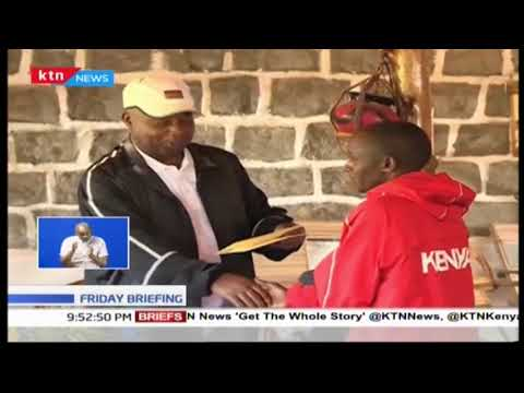 Athletics Kenya launches mountain running program
