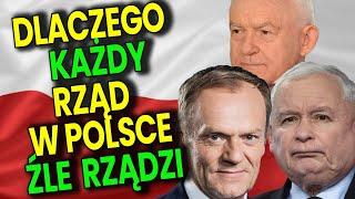 Dlaczego KAŻDY Rząd Polski Źle Rządzi i Niszczy Kraj - Q&A Ator Analiza Komentator Polityka Finanse