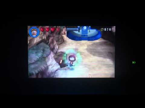 3DS LEGO Star Wars Makes The Case Against 3D