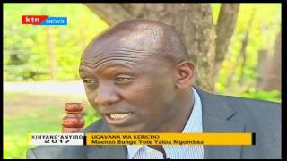 Kinyang'anyiro 2017: Ugavana wa Kericho
