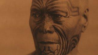 Keone Nunes, Master Hawaiian Tattooist - Pacific Worlds