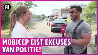 Mobicep eist excuses politie na onterechte arrestatie