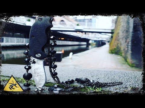 Magnet Fishing UK - Outside  Manchester Bars