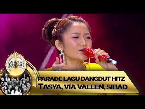 Parade Lagu Dangdut Paling Hitz! Tasya, Via Vallen, Cak Sodiq, Mus Brother - ADI 2018 (16/11)