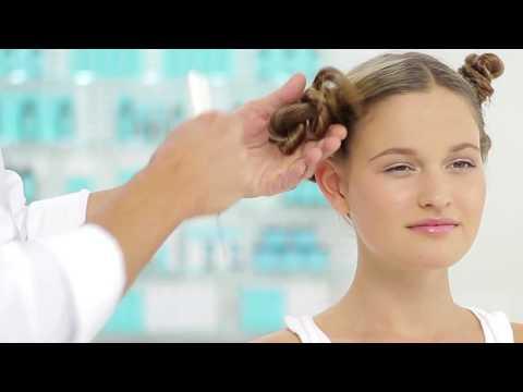 La photo du psoriasis dans les cheveux