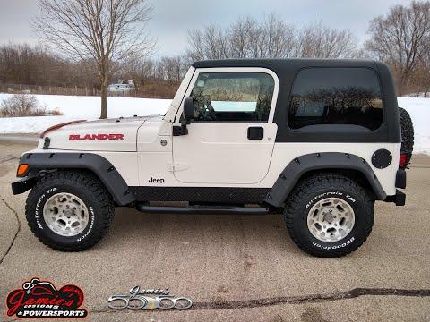 2006 Jeep® Wrangler X in Big Bend, Wisconsin - Video 1