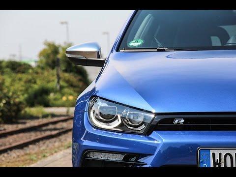 2014 VW Scirocco R - Der neue Volkswagen Scirocco R - Fahrbericht der Probefahrt - Test - Review