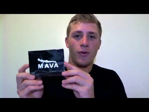 Mava Silicone Padded Gloves for Cross Training