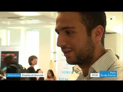 Video Le Hub de l'Alternance sur France 3