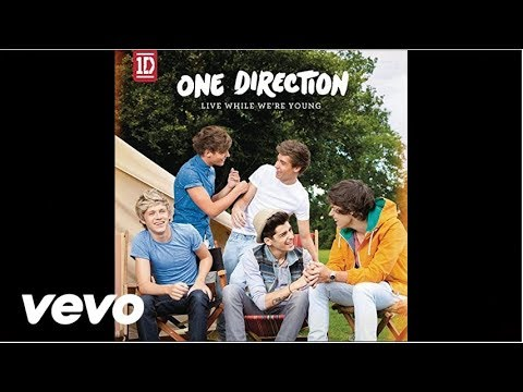 One Direction - Live While We're Young (Instrumental)