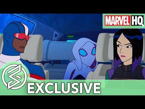 Marvel Rising: Initiation | The Secrets We Keep | Episode 6