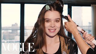 24 Hours With Hailee Steinfeld   Vogue