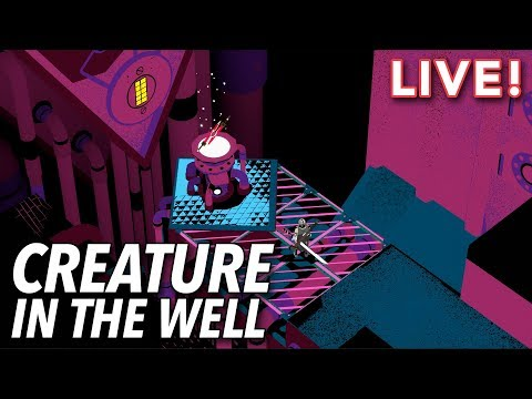 Creature in the Well (with Paul & Chris)