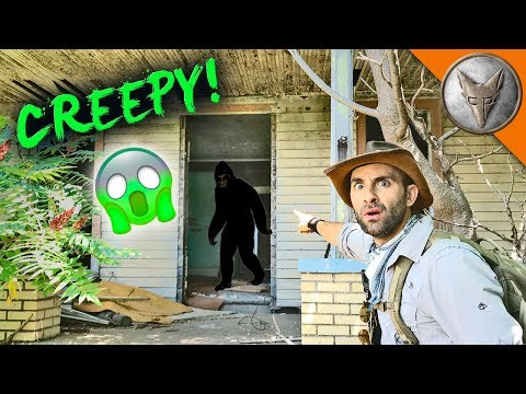 Whats In This Creepy Abandoned House