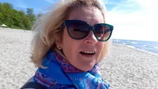 Янтарный пляж - лучший в России