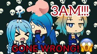 DON'T PLAY MEGALOVANIA AT 3AM! (GONE WRONG!) | Gacha Life