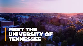 Why go to University of Tennessee, Knoxville?  Let us introduce ourselves!