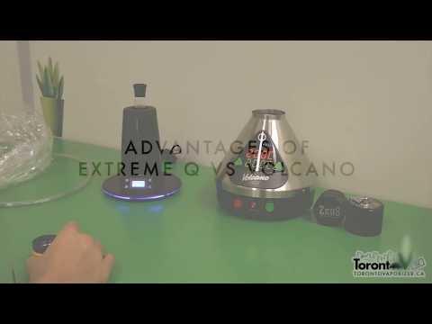 Arizer Extreme Q vs Volcano Vaporizer – TVape