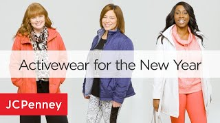 Sporty Outfits: Casual & Everyday Looks | JCPenney Activewear