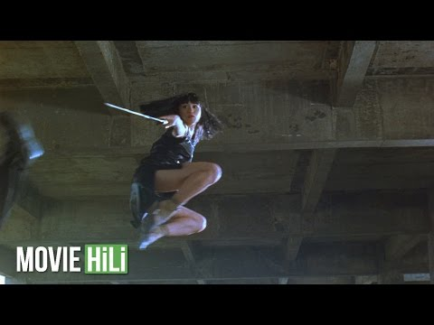 Naked Weapon 2002 Movie Clip 3