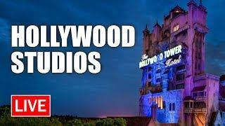 🔴 Live: Disney's Hollywood Studios Now Open | Walt Disney World Live Stream
