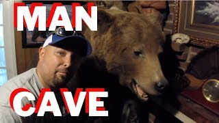 WORLDS GREATEST MAN CAVE  *A Hunters DREAM*