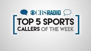 "Top 5 Sports Callers: April 17th ""Top Ten"""