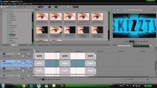 How to make Intro in sony vegas สร้างIntroเทพด้วยมือเรา