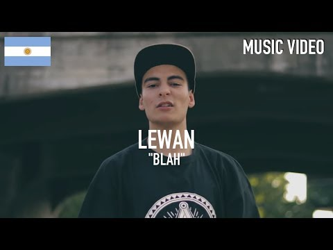 Lewan - Blah ( Dir. By Paul Gonzalez ) [ Music Video ]