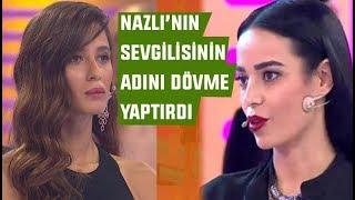 Gülay Hançer, Nazlı Kayaaslan'ın Sevgilisinin Adını Dövme Mi Yaptırdı?
