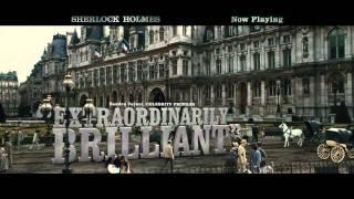 Sherlock Holmes: A  Game of Shadows clip 6