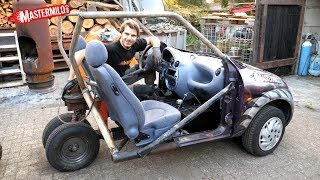 Ford Ka crazy car mod by Mastermilo