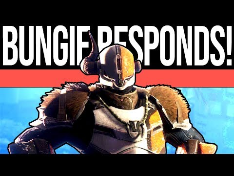 Destiny 2 | BUNGIE RESPONDS to Crucible Rumors (The Future of PvP & Crucible Content)