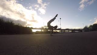 Contortion Stretching Pt 2 Brent Cross London