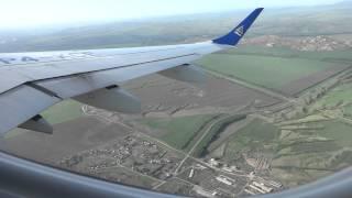 preview picture of video 'Взлет аэропорт Усть-Каменогорск самолет Air Astana'