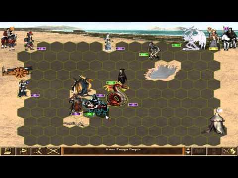 Герои меча и магии 8 обзор игры видео