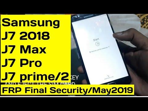 Combination Firmware Galaxy J7 2018 SM-J737P - смотреть