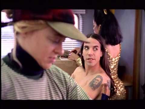 Red Hot Chili Peppers - Aeroplane (Making of)