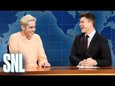 Pete Davidson Goes OFF On Kanye West's 'SNL' Rant & More Highlights - Perez ...