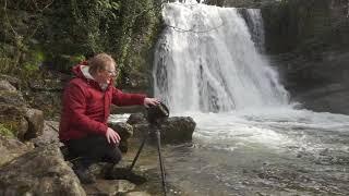 Landscape Photography at Janet's Foss near Malham