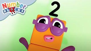 Count in 2s | Homeschooling | Numberblocks