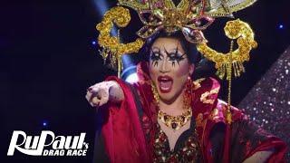 Lip Sync Eleganza Extravaganza Performance 💃 'Finale Sneak Peek'  | RuPaul's Drag Race Season 10