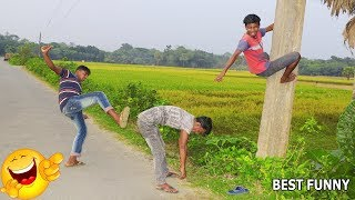 Indian New funny Video😄-😅Hindi Comedy Videos 2019-Episode-03--Indian Fun || Experiment Idea