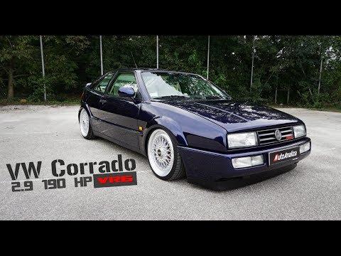 Specijal test: VW Corrado VR6 - MAJKU MU, OPET SAM SE ZALJUBIO!
