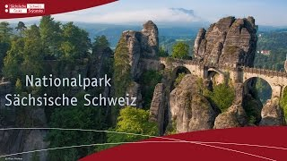 preview picture of video 'Nationalpark Sächsische Schweiz'